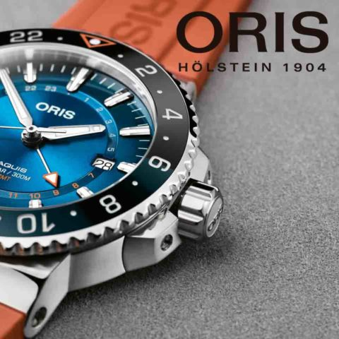 01 798 7754 4185-Set RS - Oris Carysfort Reef Limited Edition
